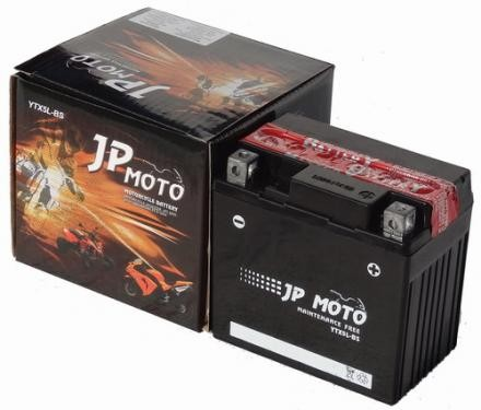 JP MOTO Y-YTX5L-BS 12V 4Ah 55A motorkerékpár akkumulátor