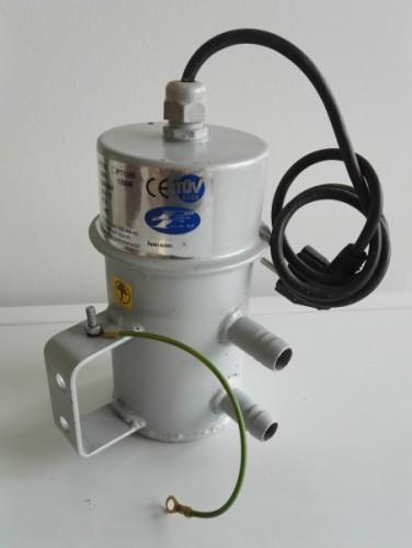 Elektromos vízmelegítő PT700