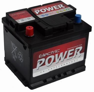 12V 45Ah B+ SMF (zárt karbantartás mentes akkumulátor)