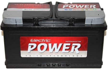 12V 100Ah J+ SMF (zárt karbantartás mentes akkumulátor)