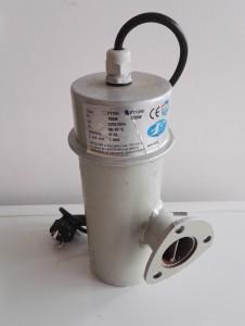 Elektromos vízmelegítő PT1200 MTZ CSATLAKOZÁSSAL