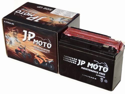 JP MOTO Y-YTR4A-BS 12V 2,5Ah 30A motorkerékpár akkumulátor